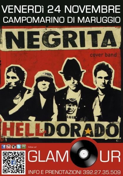 Negrita Cover band live