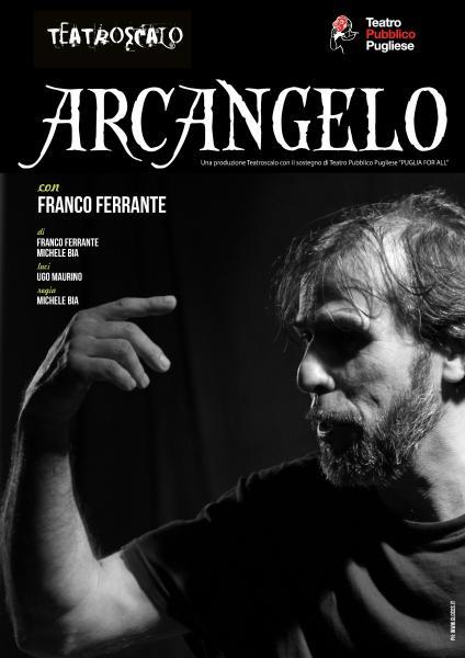 """""""ARCANGELO"""" con Franco Ferrante"""