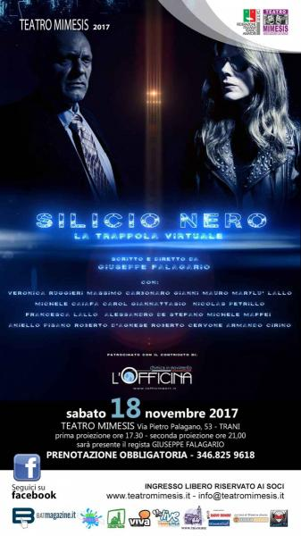 """""""Silicio nero: la trappola virtuale"""""""