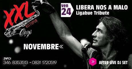 Libera Nos a Malo at XXL Music Pub // 24 Novembre 2017