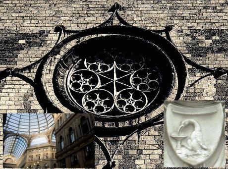 visite guidate novembre 2017 26/11/2017 Simbologie ed Architettura Esoterica da Santa Chiara alla Galleria Umberto I