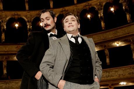 Cabaret Sacco & Vanzetti