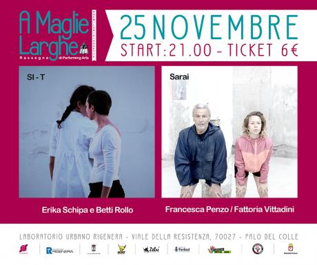 A Maglie Larghe - Rassegna di Performing Arts