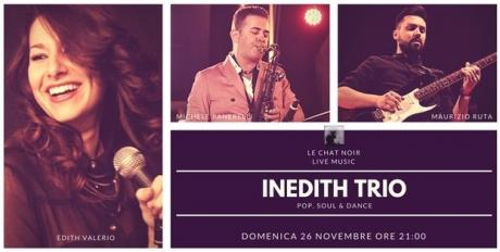 INEDITH TRIO live