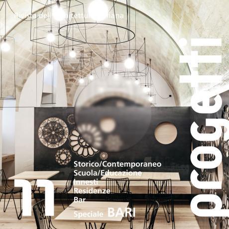 PROGETTI – Speciale BARI  Presentazione rivista e incontri a Bari e a Barletta