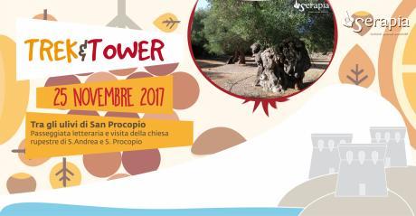 Trek&Tower: passeggiata letteraria a San Procopio