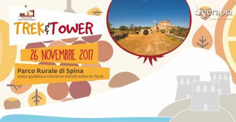 Trek&Tower: concerto d'archi a Masseria Spina