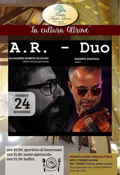 A. R. - Duo