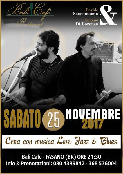 Balì Restaurant Cafè Jazz Club Dinner Live