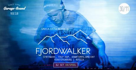 Fjordwalker (RUSSIA) + XR/SPOOL *UNICA DATA Italiana*