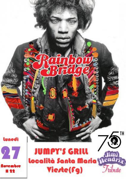 Rainbow Bridge live - Jimi Hendrix 75 Birthday