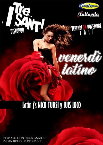 Venerdi 100% Latino