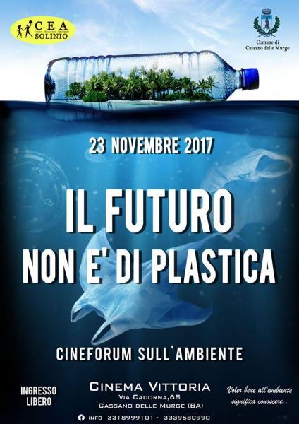 Il Futuro Non è di Plastica