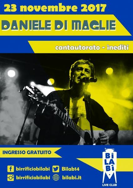 Bilabì Live Club - Daniele di Maglie