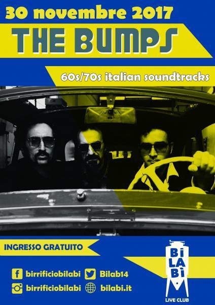 Bilabì Live Club - The Bumps