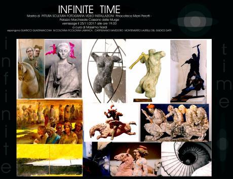INFINITE TIME a cura di Massimo Nardi