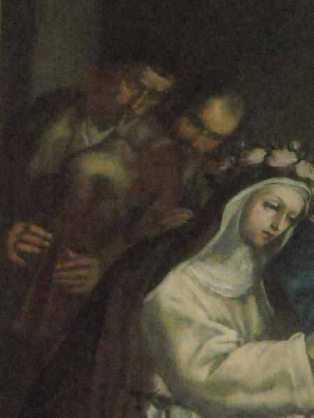 """Antica novena """"d'i nove lampe"""" a San Domenico"""