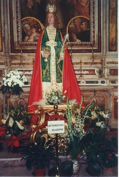 Ricorrenza di Santa Lucia a San Domenico
