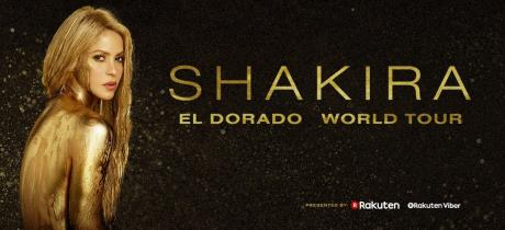 Shakira in concerto - Unica data italiana