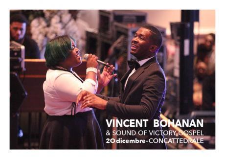 Vincent Bohanan & Sound of Victory Concerto Gospel di Natale