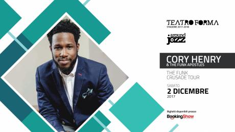 Cory Henry & The Funk Apostles in The Funk Crusade Tour