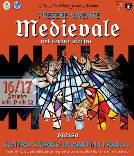 Presepe Vivente Medievale Nel Centro Strorico