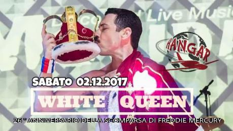 Concerto White Queen - Party Danzante