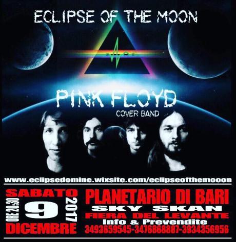 Pink Floyd Experience al Planetario Sky Bari