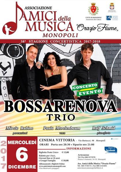 Bossarenova Trio - Suoni dal Brasile