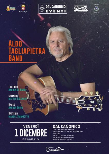 Aldo Tagliapietra Band