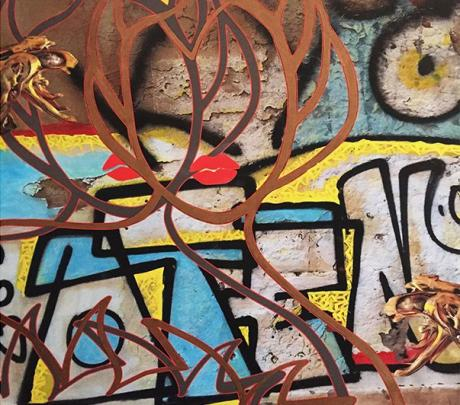 THE UNTOLD BEAUTY  Vesna Pavan incontra la Street- Art e scende in campo a fianco degli animali randagi Milano 01/12/2017 ore 16:00-21:30