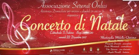 """""""CONCERTO DI NATALE con Marinella Milella Quintet"""""""