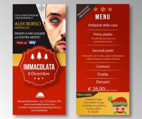 Immacolata in Masseria - Pronti a far leggere la vostra mente?