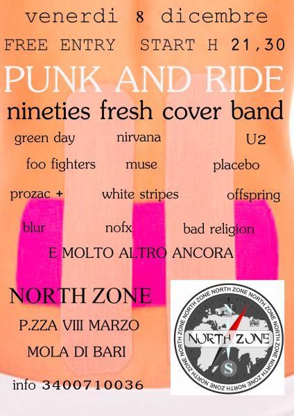 Punk And Ride Anni 90 live