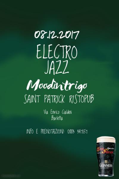 Moodìntrigo live Saint Patrick