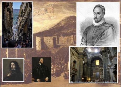 LA Napoli Spagnola e i Luoghi di Miguel De Cervantes Saavedra