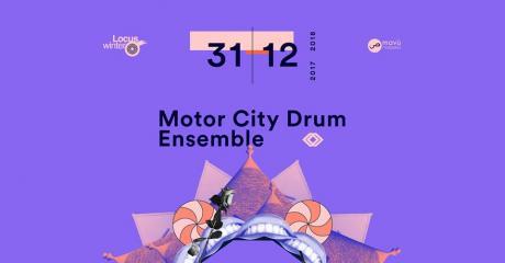 Capodanno Locus Winter feat. Motor City Drum Ensemble