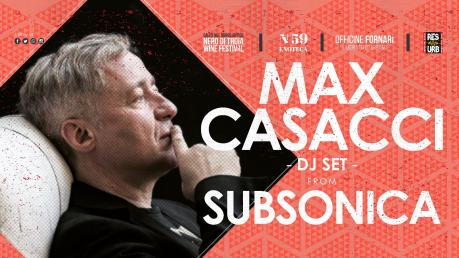 Max Casacci from Subsonica