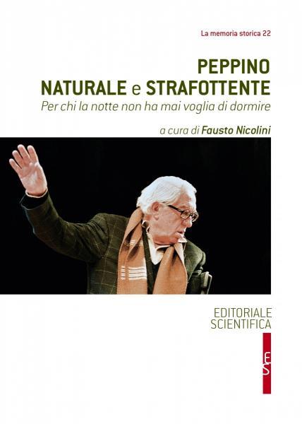 Presentazione del volume Peppino naturale e strafottente a Palazzo Donn'Anna