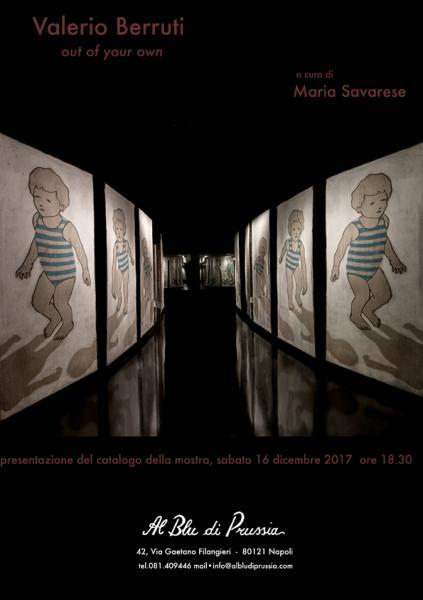Presentazione del Catalogo della Mostra Out of Your Own di Valerio Berruti