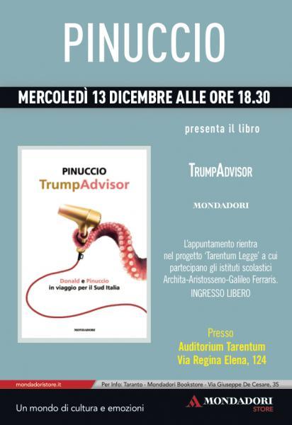 Incontro con Pinuccio