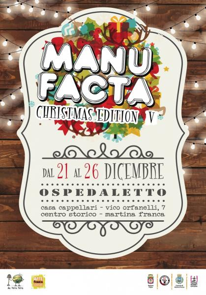 ★ Manufacta Christmas Edition v ★