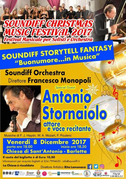 Soundiff Storytell Fantasy: Buonumore in Musica