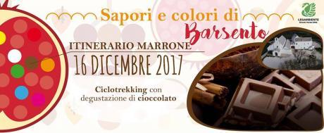 """Itinerario Marrone - ciclotrekking de """"I sapori e colori di Barsento"""""""