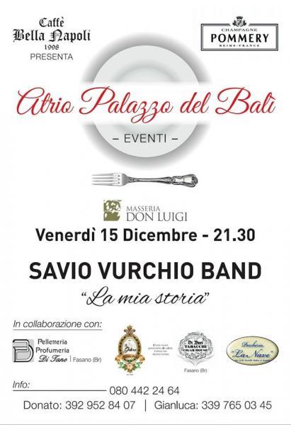 """Cena di Gala & live Music - """"ATRIO PALAZZO DEL BALÌ"""" eventi"""