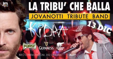 """LA TRIBÙ CHE BALLA """"Jovanotti Tribute Band """""""