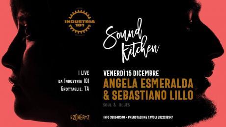 Angela Esmeralda & Sebastiano Lillo Live