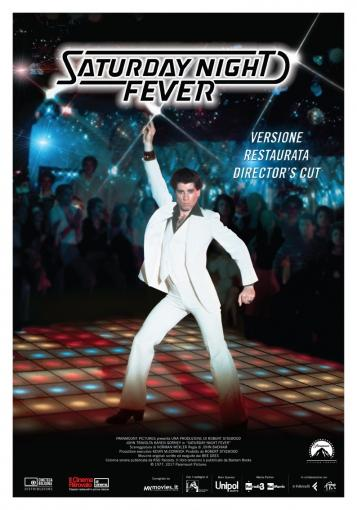 LA FEBBRE DEL SABATO SERA VERSIONE RESTAURATA (Director's cut) - (Saturday Night Fever, USA/1977)