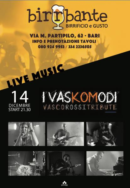 Vasco Tribute-band