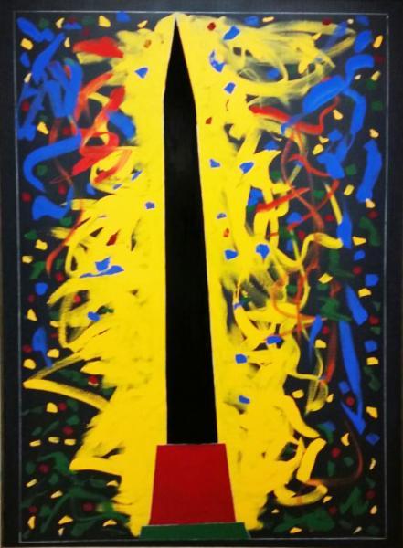 Le grandi firme dell'arte contemporanea italiana del II° novecento